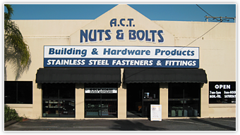 ACT Nuts & Bolts store front photo